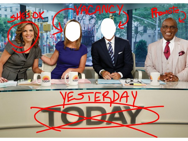 Lets fix the today show copy