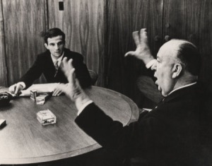 hitchcock with truffaut