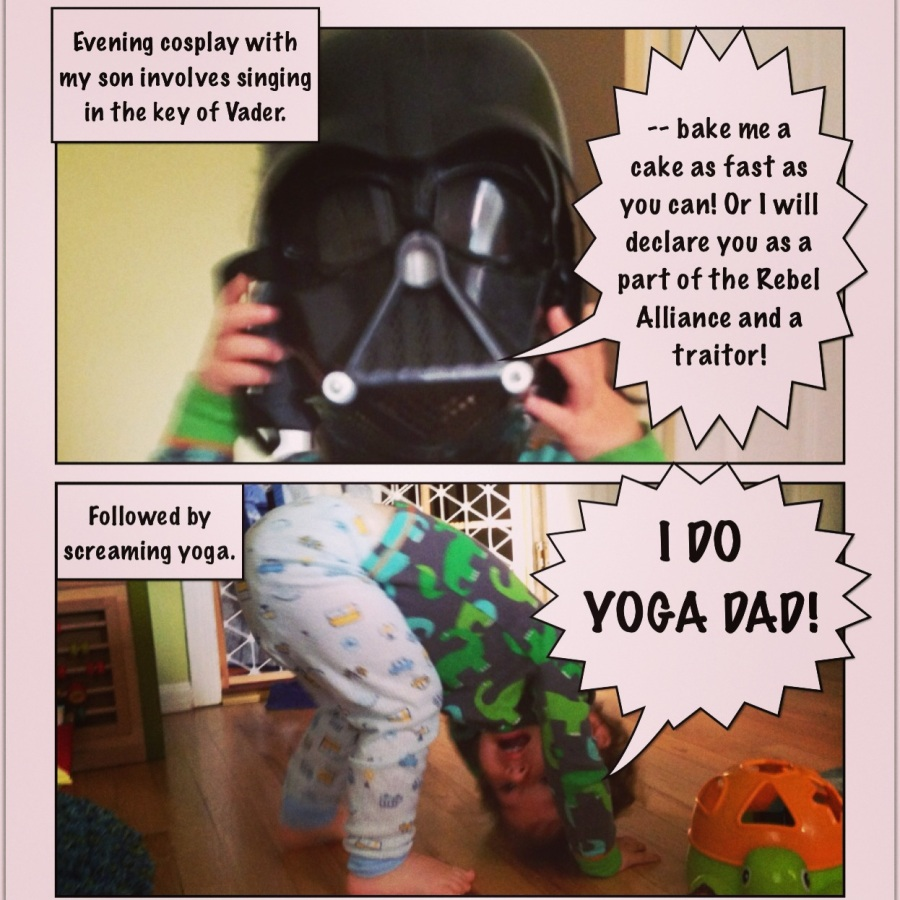 Darth Yoga
